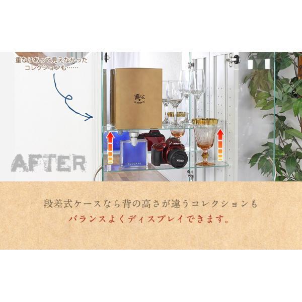 コレクションケース ガラスケース 完成品フィギュアケース 木製コレクションケース|kaguone|05