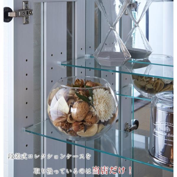 コレクションケース ガラスケース 完成品フィギュアケース 木製コレクションケース|kaguone|06