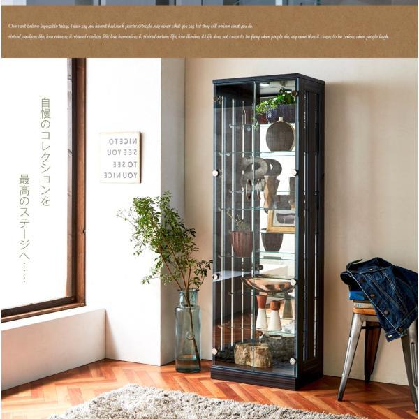 コレクションケース ガラスケース 完成品フィギュアケース 木製コレクションケース|kaguone|07
