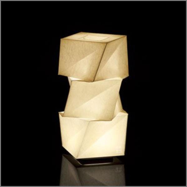 陰翳  ISSEY MIYAKE 和風照明フロアー テーブルスタンド 間接照明LEDランプ MOGURA-mini 31-70001-01-91