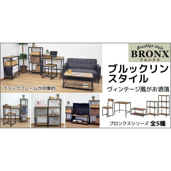 (予約販売) テレビ台 ローテーブル『ブルックリンスタイル コーヒーテーブル』幅80cm 奥行き40cm 高さ40cm ヴィンテージ風 木製ソファーテーブル (ABX-300)|kaguto|10
