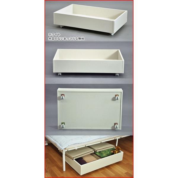 ベッド下 収納ボックス ベッド 収納ケース『ベッド下収納ボックスセット』フタ有りBOX(大)2個付き 収納BOX フタ付き 布 ベッド下収納ボックス ベッド下収納|kaguto|04