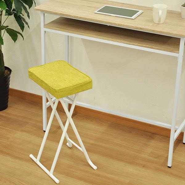 キッチンチェア キッチン 椅子 折りたたみ ハイスツール ハイチェア カウンターチェア(AAHS4脚セット)|kaguto|09