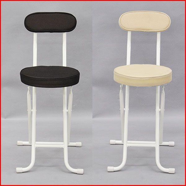 『(S)折りたたみ椅子 背もたれ付き』(SLN-単品)幅35.5cm奥行き48cm高さ73.5cm座面高さ48.5cm送料無料 クッション性のある折りたたみチェアー(折り畳みチェア)|kaguto|04