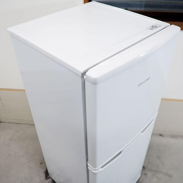 【中古】 Hisense HR-B106JW BK3426 106L 直冷式2ドア冷蔵庫 右開き|kaguya-interior|06