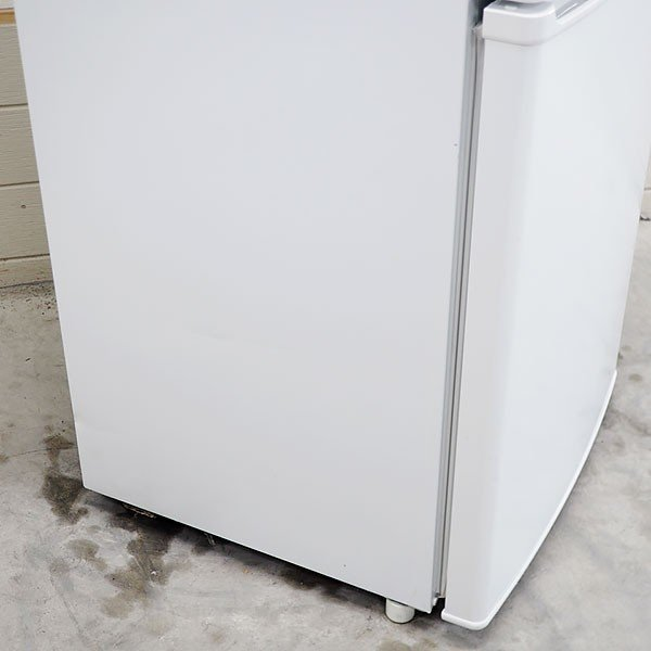 【中古】 Hisense HR-B106JW BK3426 106L 直冷式2ドア冷蔵庫 右開き|kaguya-interior|07