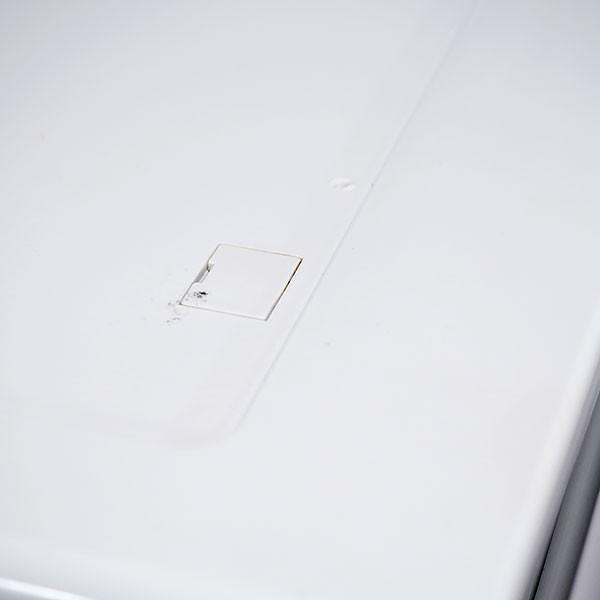 【中古】 Hisense HR-B106JW BK3426 106L 直冷式2ドア冷蔵庫 右開き|kaguya-interior|08
