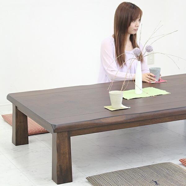 和風 和 和モダン 座卓 ちゃぶ台 ロー テーブル 180 ニトリ IKEA 無印好きに人気|kaguzanmai01|06