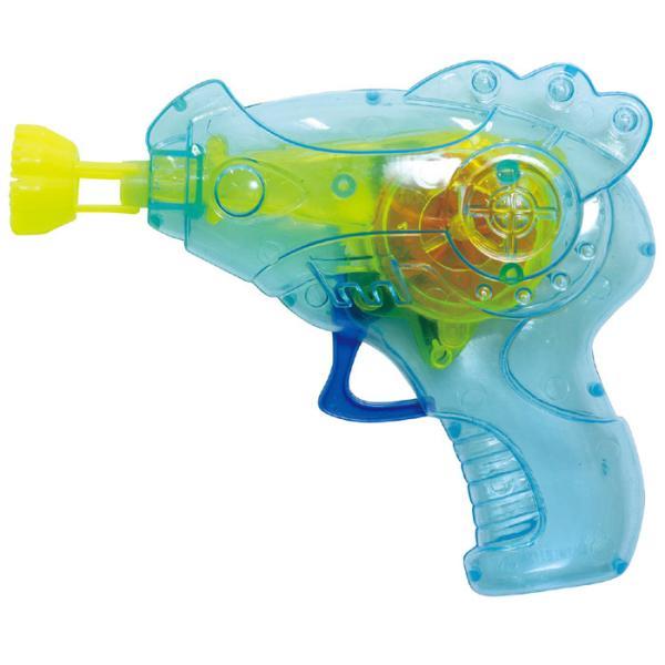 フラッシュフィッシュバブルガン 光る 魚型 泡鉄砲 シャボン玉 泡 水鉄砲 玩具 おもちゃ 水遊び 幼児 子供 アーテック 6877