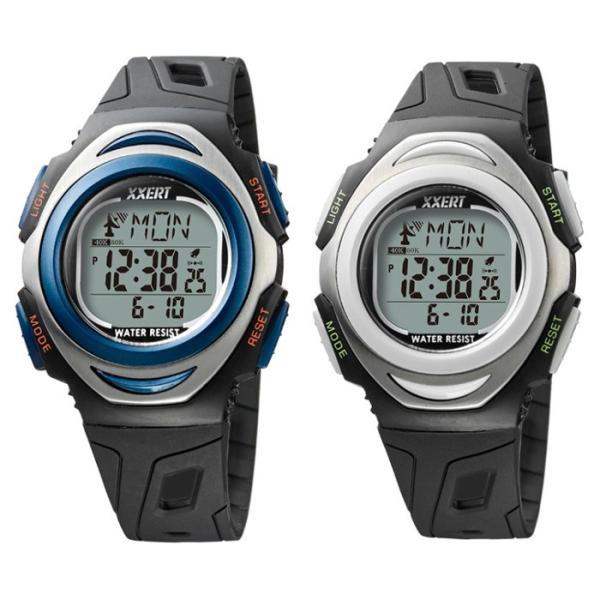 腕時計電波時計ソーラー時計紳士用メンズカジュアルウォッチデイリー使いにおすすめソーラー+電池駆動自動切替10気圧防水ノア精密XX
