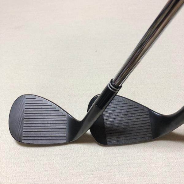 クリーブランド RTX4 ブラックサテン 52度MID 58度 FULL 2本セット DG S200(美品)|kaida-club|03