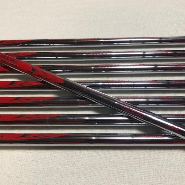ムジーク オンザスクリュー  ディープマッスル 8本セット モーダス125S(美品 3〜Pフルセット)|kaida-club|04