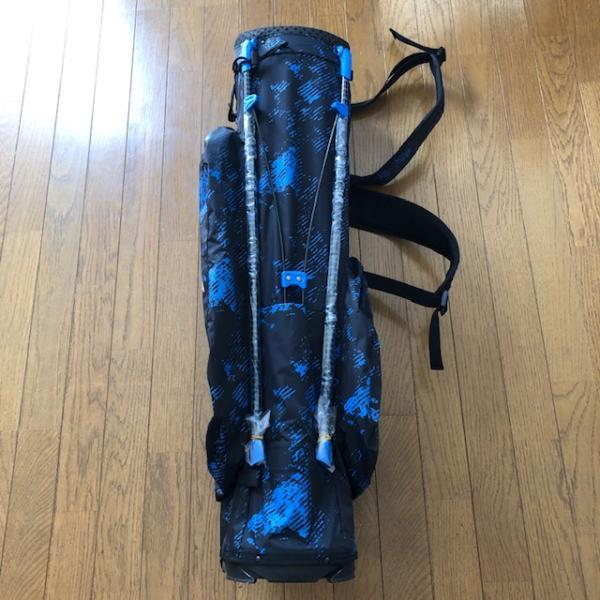 オウル エアーライトスタンド 8.5型 ブラック ブルー(新品未使用品 フード付)|kaida-club|04