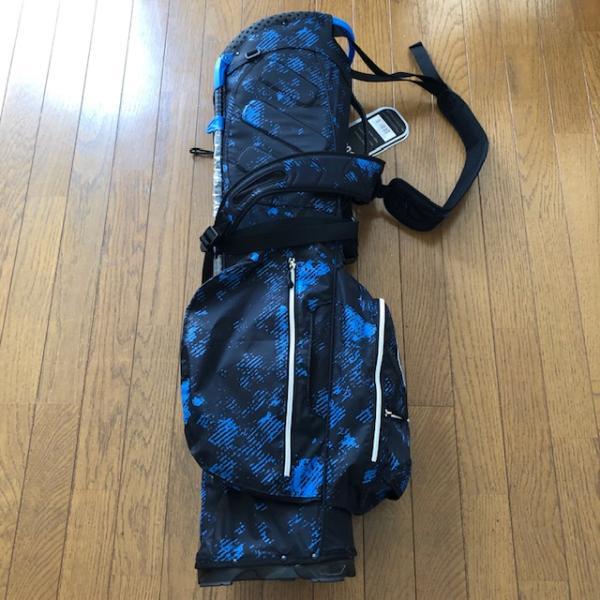 オウル エアーライトスタンド 8.5型 ブラック ブルー(新品未使用品 フード付)|kaida-club|05