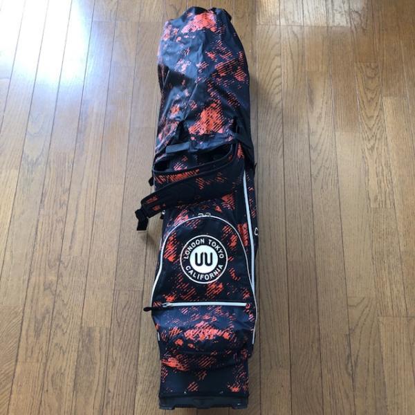 オウル エアーライトスタンド 8.5型 ブラック オレンジ (新品未使用品 フード付)|kaida-club|02