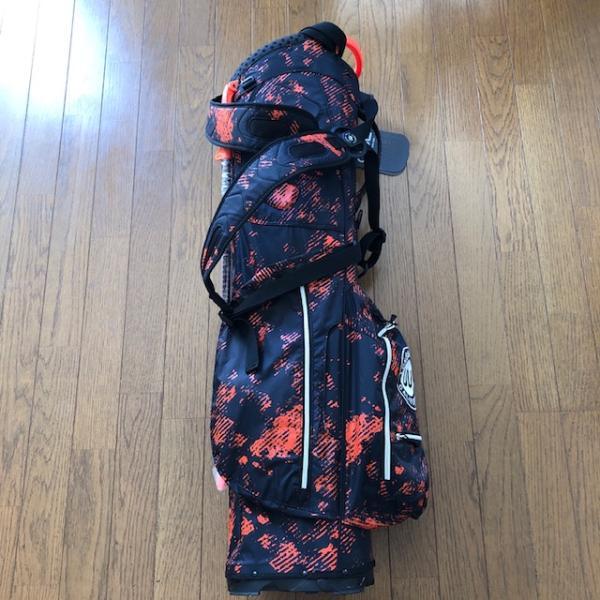 オウル エアーライトスタンド 8.5型 ブラック オレンジ (新品未使用品 フード付)|kaida-club|04