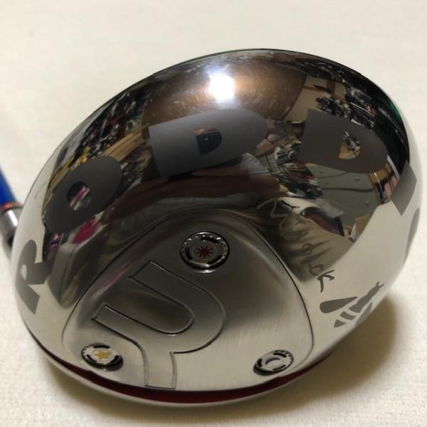 ロッディオ コンパクト ミッドバック ツアーAD BB6S(美品 ヘッドカバー無し)|kaida-club|02