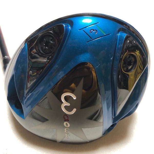 ワオ RV555 10度 レイバー アーマードレディ ロックンロール60S(良品 ヘッドカバー  付)|kaida-club|03