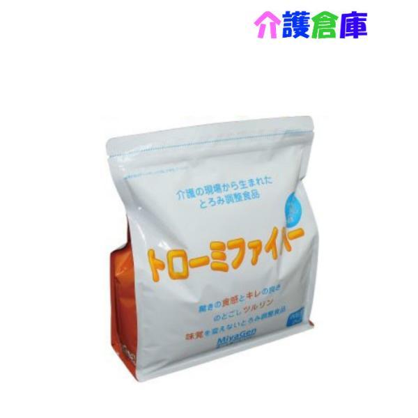 トローミファイバーお徳用2kg/とろみ調整食品/宮源/4560277670079