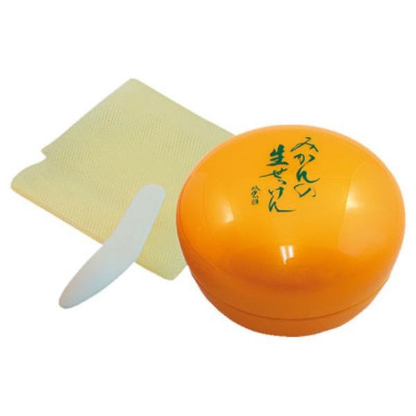 美香柑 みかんの生せっけん / 50g アウトレット品 1個|kaigoyouhin|02
