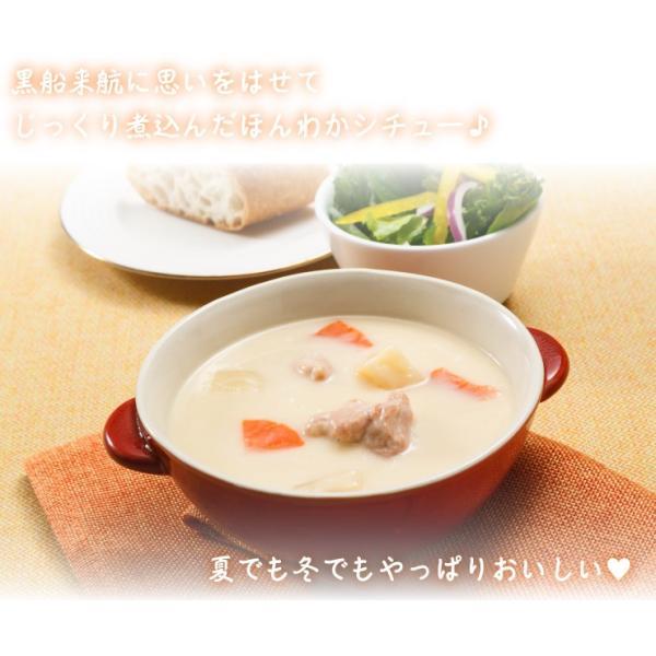 よこすか海軍カレー ネイビーブルー 4食×黒船シチュー2食セット(6食分) 鉄腕DASH 鉄腕 ダッシュ DASH|kaigunsan|03