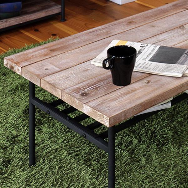 杉古材×スチールの風合い◆センターテーブルやテレビボード、タオルハンガーも!JOKERシリーズ