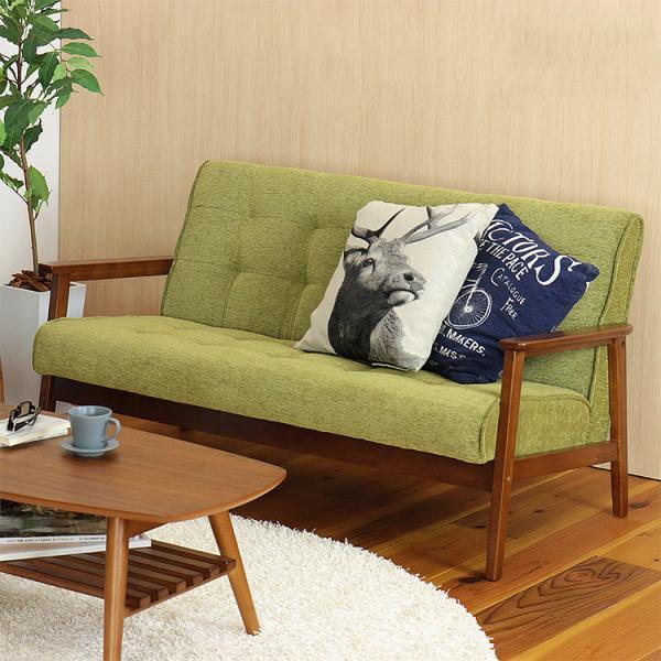 2人掛けソファ「FRIENDS(フレンズ)」の画像。当店ソファ・座椅子ランキング1位獲得!
