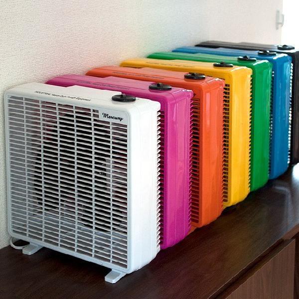 RoomClip商品情報 - 扇風機 ボックスファン 卓上 ポータブル レトロ サーキュレーター 売れ筋 EL095