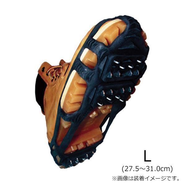 スタビルアイサーライト・スノー&アイスウォーカー ブラック L(27.5〜31.0cm) NRSTL-BK-05