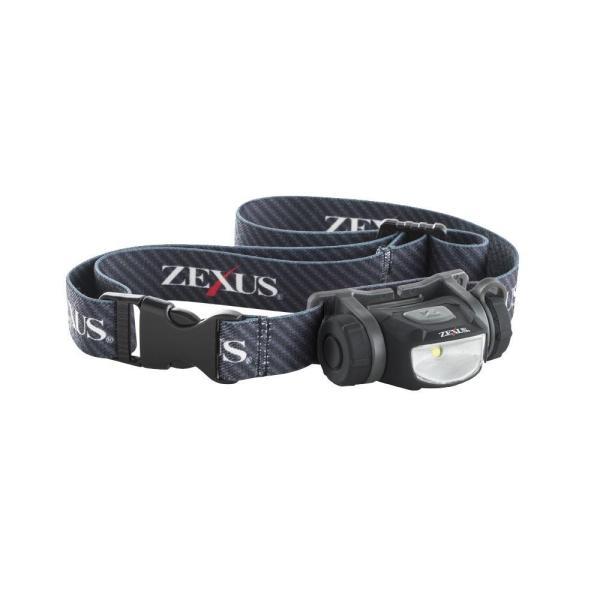 YAZAWA(ヤザワコーポレーション) LEDヘッドライト90lm 軽量コンパクトモデル ZX-S240
