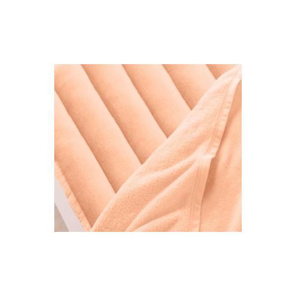 厚い 敷パッド一体型ボックスシーツ の単品(マットレス用) ダブル /マイクロファイバー 暖かい kaitekibituuhan 06