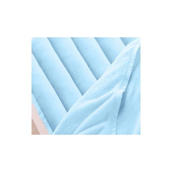 厚い 敷パッド一体型ボックスシーツ の単品(マットレス用) ダブル /マイクロファイバー 暖かい kaitekibituuhan 08