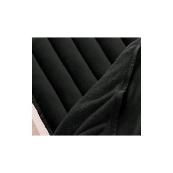 厚い 敷パッド一体型ボックスシーツ の単品(マットレス用) ダブル /マイクロファイバー 暖かい kaitekibituuhan 09