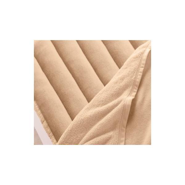 厚い 敷パッド一体型ボックスシーツ の単品(マットレス用) ダブル /マイクロファイバー 暖かい kaitekibituuhan 16