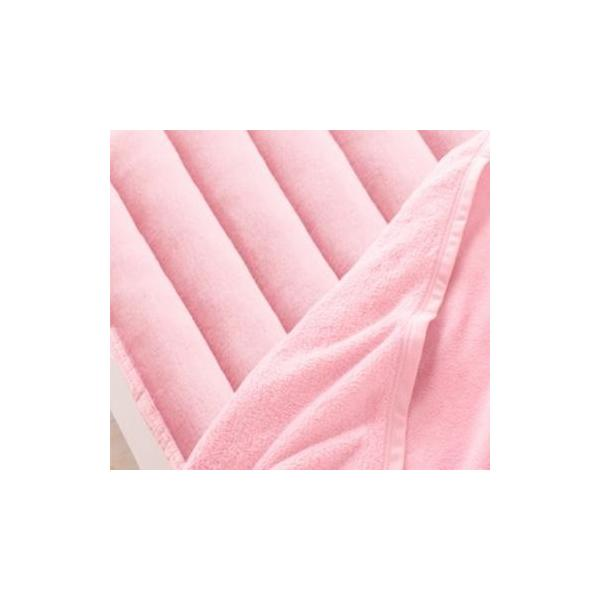 厚い 敷パッド一体型ボックスシーツ の単品(マットレス用) ダブル /マイクロファイバー 暖かい kaitekibituuhan 19