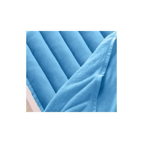 厚い 敷パッド一体型ボックスシーツ の単品(マットレス用) ダブル /マイクロファイバー 暖かい kaitekibituuhan 21