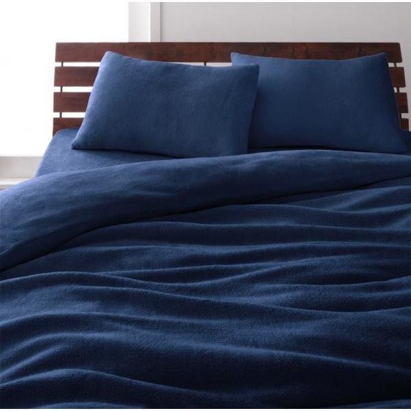 マイクロファイバー ピローケース(枕カバー)の同色2枚セット 43x63cm 色-ワインレッド kaitekibituuhan 12