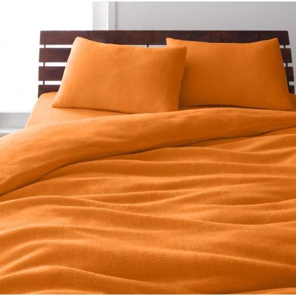 マイクロファイバー ピローケース(枕カバー)の同色2枚セット 43x63cm 色-ワインレッド kaitekibituuhan 13