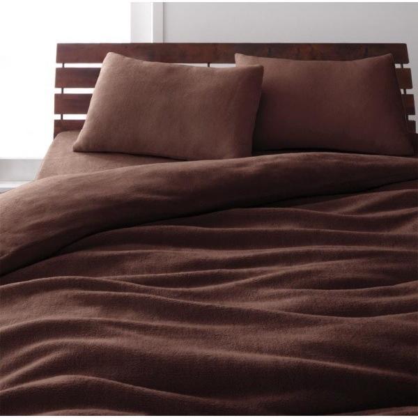 マイクロファイバー ピローケース(枕カバー)の同色2枚セット 43x63cm 色-ワインレッド kaitekibituuhan 16