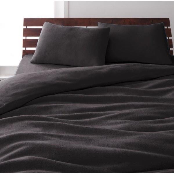マイクロファイバー ピローケース(枕カバー)の同色2枚セット 43x63cm 色-ワインレッド kaitekibituuhan 24