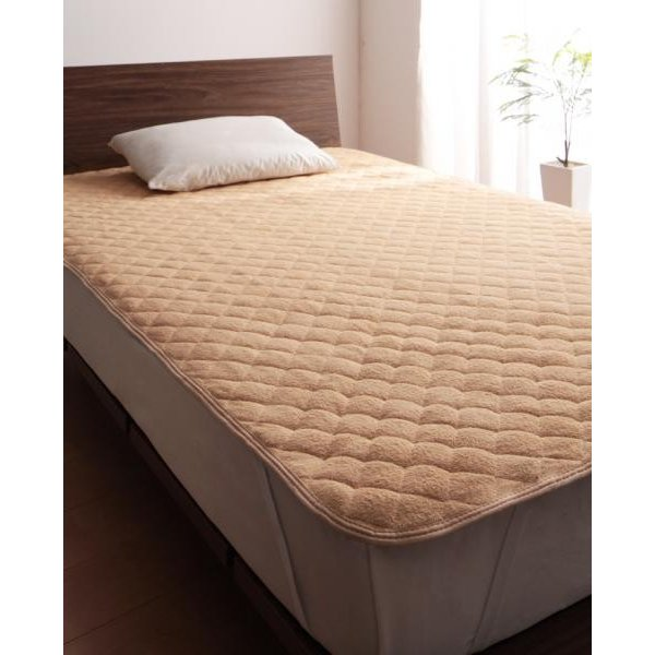 敷きパッド の単品(敷布団用 マットレス用) シングル ショート丈 /タオル地 通気性 洗える 綿100%パイル|kaitekibituuhan|10