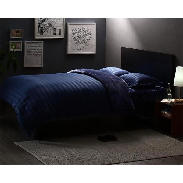 上質マイクロファイバー ベッド用 ボックスシーツ の単品(マットレス用カバー) シングル 色-ジェットブラック /暖かい 洗える kaitekibituuhan 07