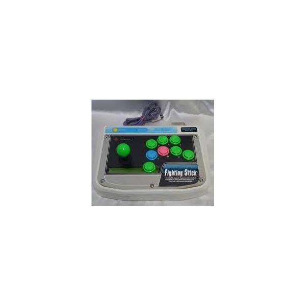 DC GAMEMATE ドリームキャスト FIGHTING STICK(ファイティングスティック) 連射機能付[DSCV-9913] (DSCV-9913)の画像