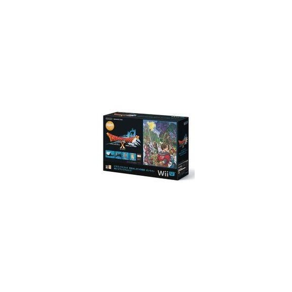 Wii U プレミアムセット ドラゴンクエスト10 プレミアムセットの画像