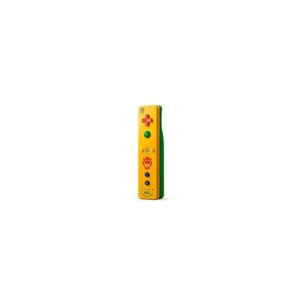 Wiiリモコンプラス クッパ 任天堂(RVL-A-PNYD)の画像