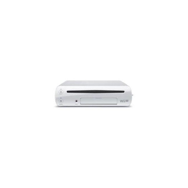 Wii U プレミアムセット shiroの画像