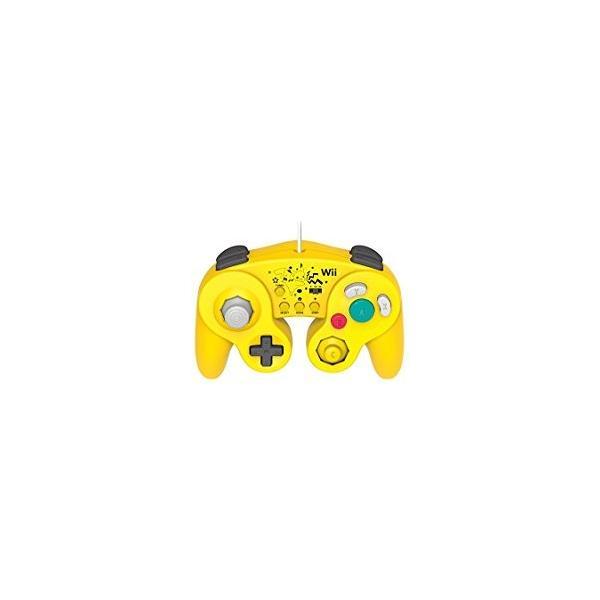 クラシックコントローラー for WiiU ピカチュウ(WiiU/Wii用)の画像