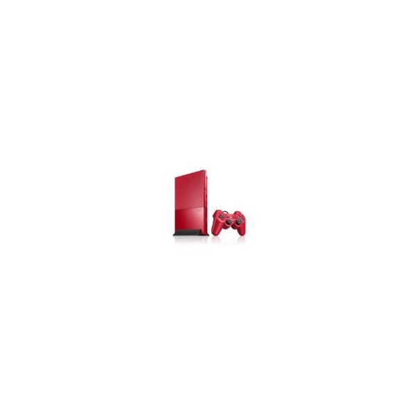 PlayStation2本体SCPH-90000CR(PS2本体)の画像