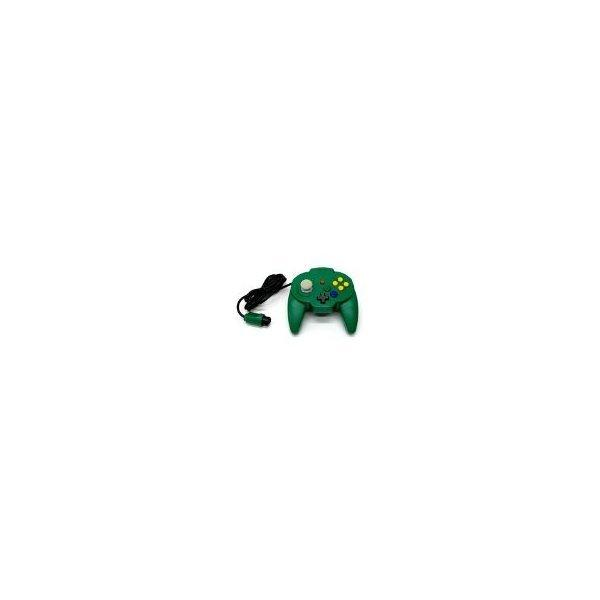 ホリパッドミニ64(グリーン) N64の画像