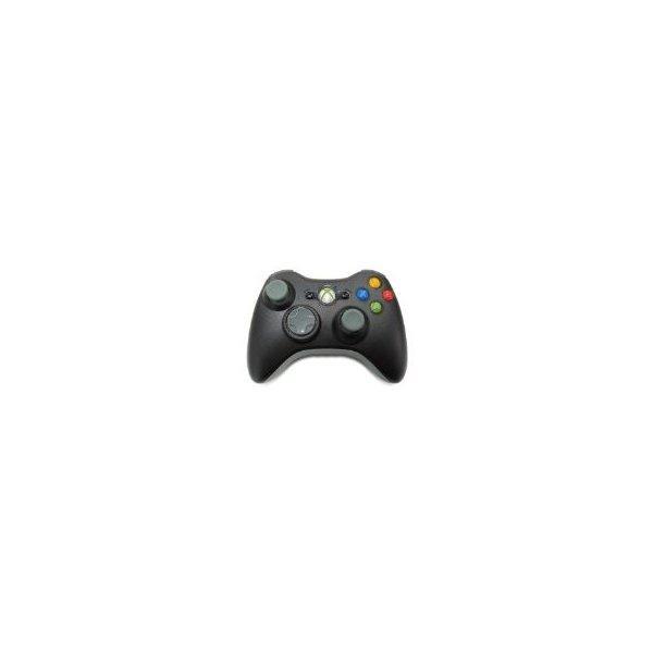 ワイヤレスコントローラ [ブラック] Xbox360用の画像